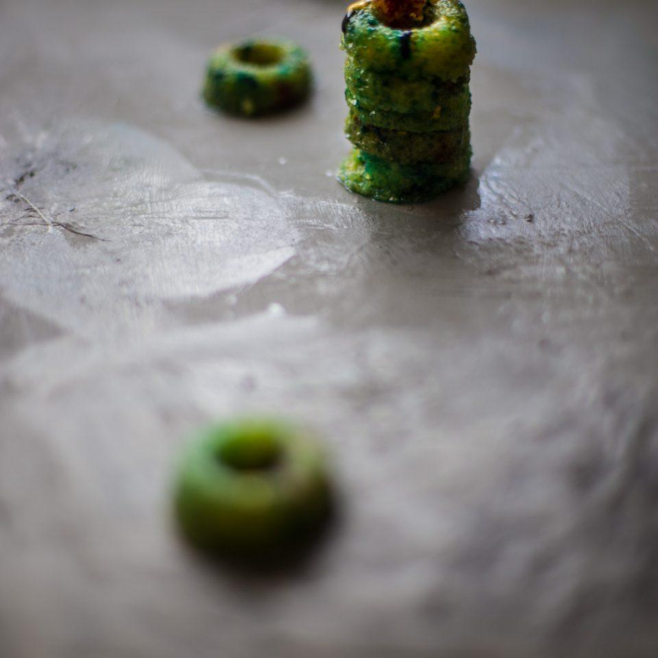 vegan mini donuts